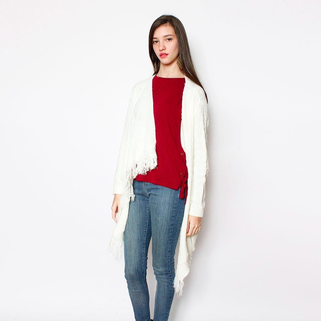 Tejidos abrigos lana