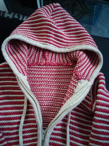 saco niña divino y abrigado ideal para estos fríos!!