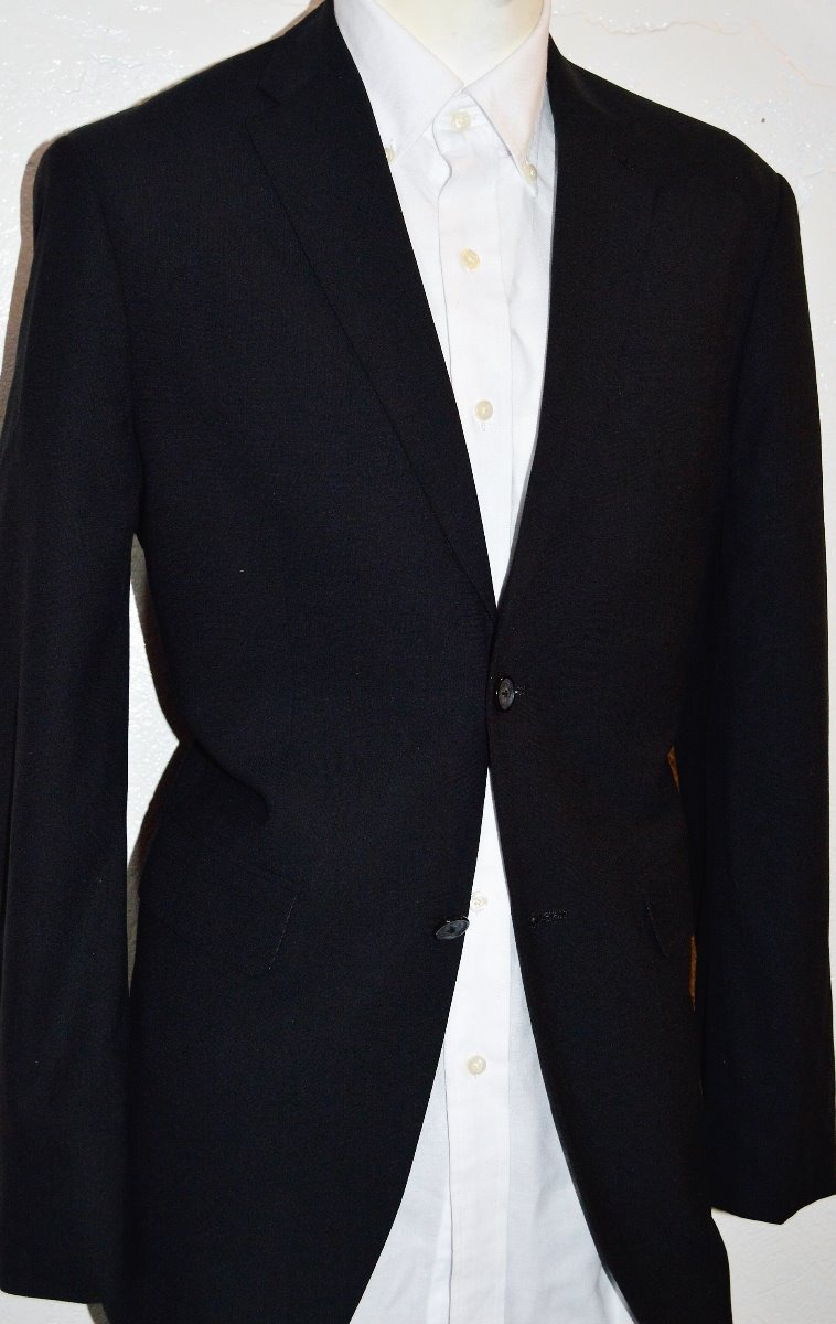 d6a53cffb623f Saco O Blazer J.ferrar Negro Slim Fit Talla 40s -   599.00 en ...