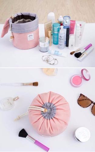 saco organizador bolsa necessarie viagem mochila cosmético