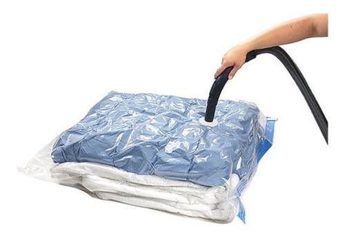 saco organizador de roupa à vácuo yins - 27115