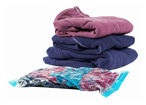 saco organizador de roupa à vácuo yins 40x60cm - 27117