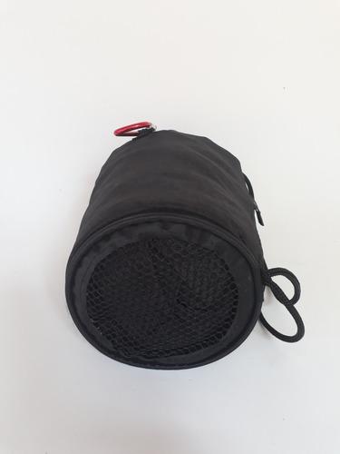 saco para capsulas sujas da araújo's ipsc
