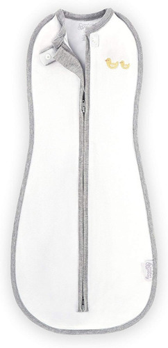 saco para dormir bebe comfort harmony woombie blanco 3-6 m