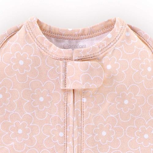 saco para dormir bebe comfort harmony woombie rosa 3-6 m