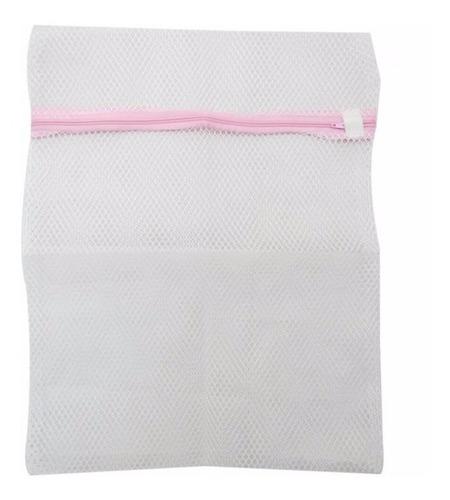 saco para lavar roupa lavadora 40 x 50 cm protege evita boli
