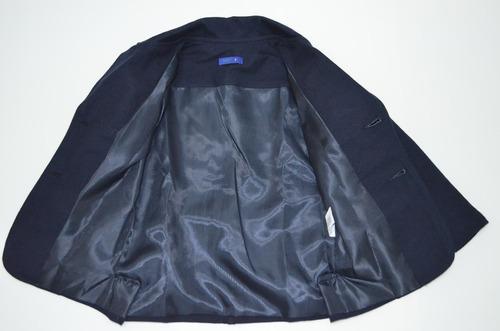 saco para niños 4 a 16 formal abrigo
