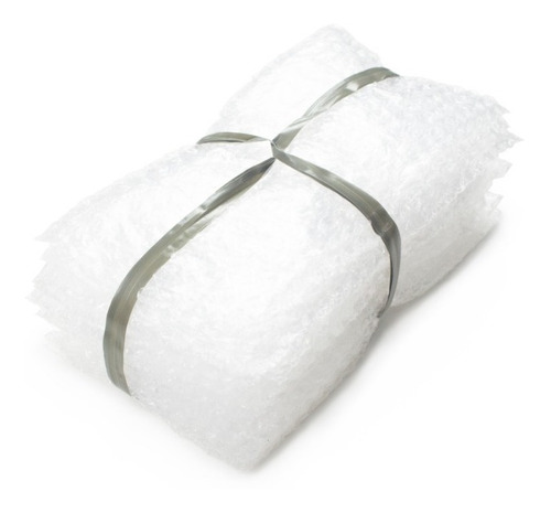 saco plástico bolha - 12x25 - 100 unidades