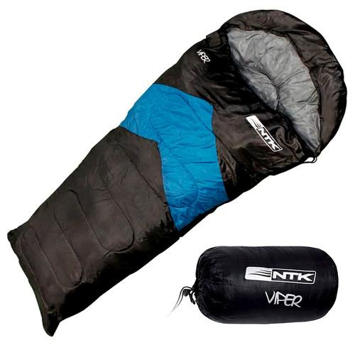 saco térmico de dormir viper nautika capuz de proteção 5/12°