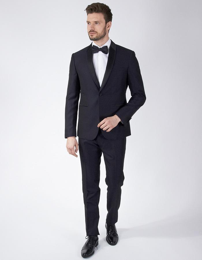fef6875a80dfc Saco Traje Formal Para Hombre Diseño Exclusivo Ejecutivo -   215.900 ...