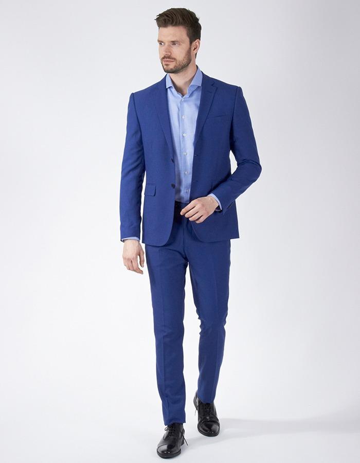 aa2164cd134c5 Saco Traje Formal Para Hombre Diseño Exclusivo Ejecutivo -   235.900 ...
