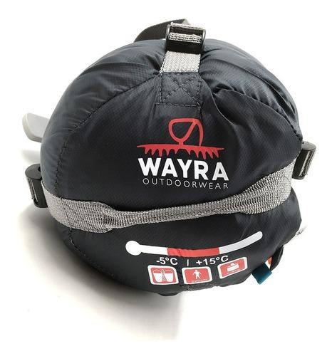 saco wayra -5 +15