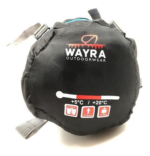 saco wayra compact +5 +20
