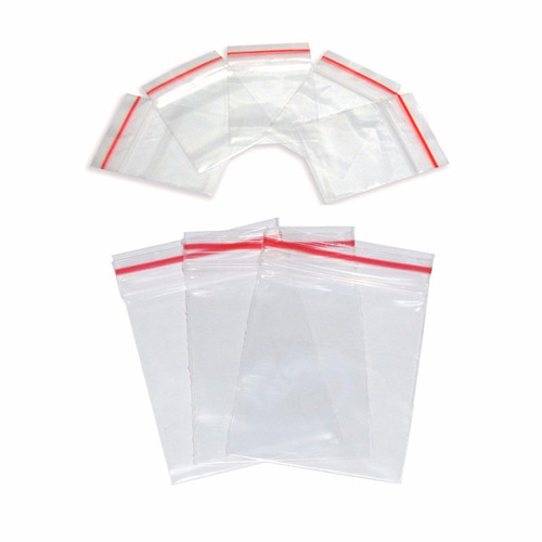 saco zip lock saquinho ziplock 4x5,5 c/1000un plastico
