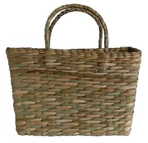 sacola bolsa palha de taboa milho ref.2606-d 38x12x27