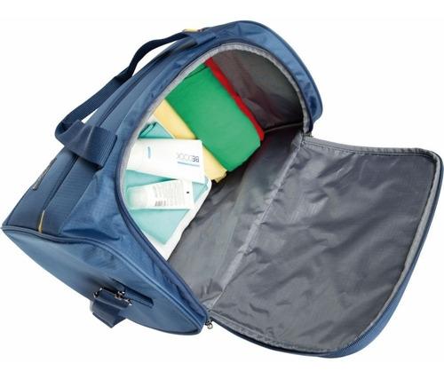 sacola com rodas sestini - 40731