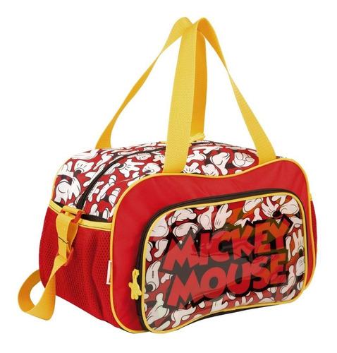 sacola grande mickey mouse 19y original sestini bolsa bebê