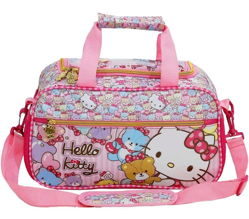sacola hello kitty bears xeryus g- 7867