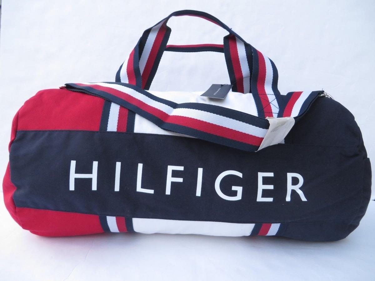 8e6761bb0 sacola importada tommy hilfiger duffle grande bolsa viagem. Carregando zoom.