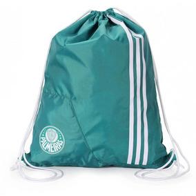 Mochila Sacola Academia Adidas Verde Palmeiras UpSMqVz