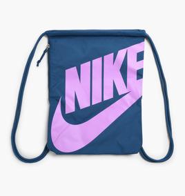 0400bd9d2 Sacola Nike Heritage Gymsack no Mercado Livre Brasil