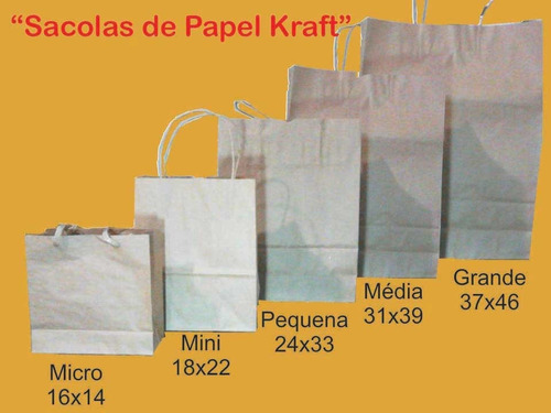 sacola plástica e papel personalizadas