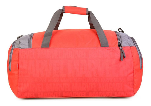 sacola sport marvel vermelha #49176 dmw - rcr games