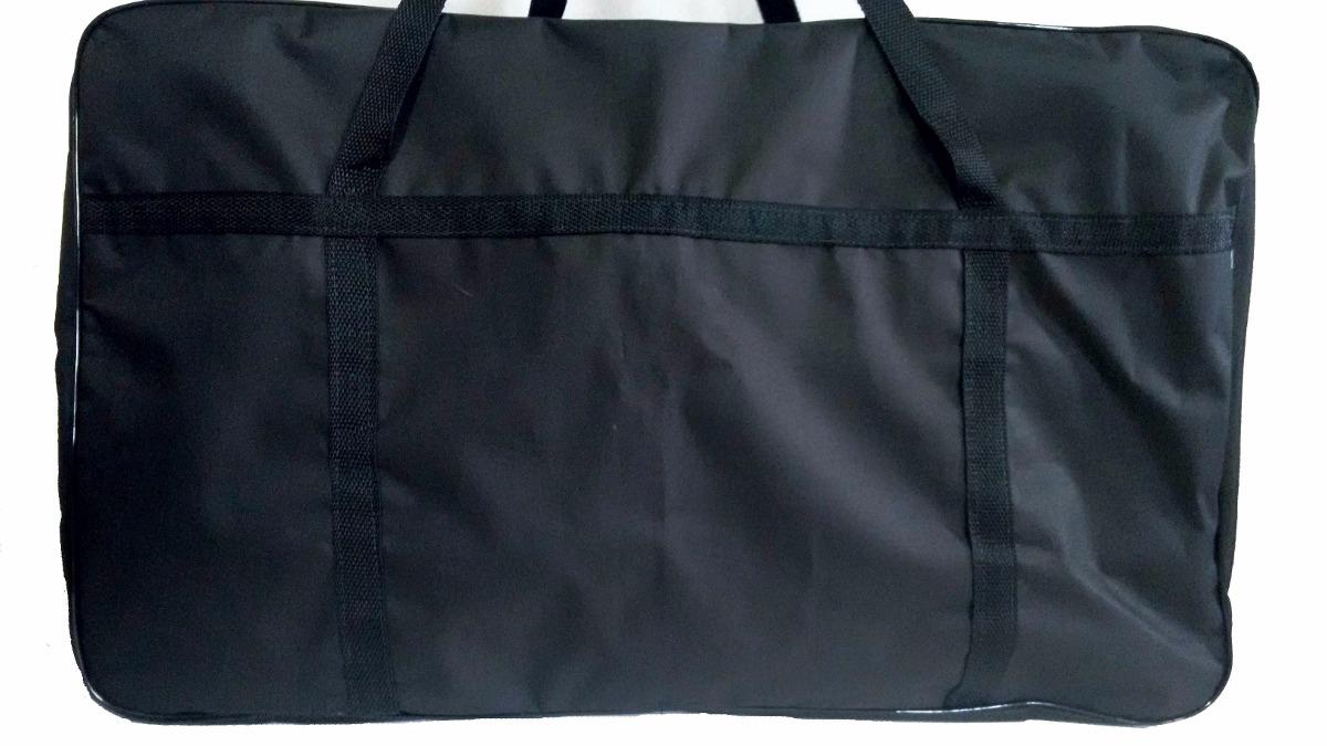 befb28bfffd44 sacolao bolsa compra nylon600 paraguai 76x48x28cm com zíper. Carregando  zoom.