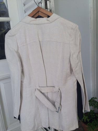 sacos de lino tallem colores negro, crudo y celeste grisáceo