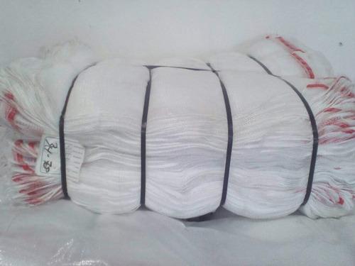 sacos de malla para hortalizas marca polybarq