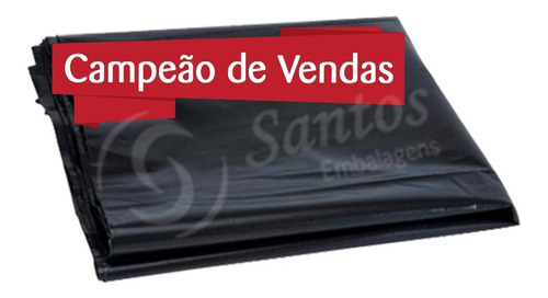 sacos de silagem 51x110 200 micras c/100 cinta plas preto fg