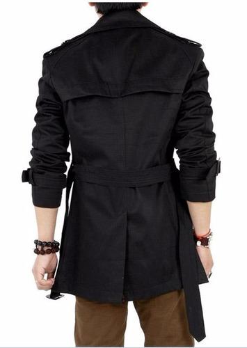 sacos gabardinas slim fit envio gratis moda japonesa 1 dia!