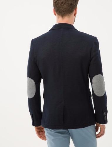 sacos hombre blazer chaqueta slim fit de tela liviana fresco