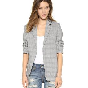 nuevo producto 133aa 6494c Blazer Zara Juvenil - Ropa, Bolsas y Calzado de Mujer Gris ...