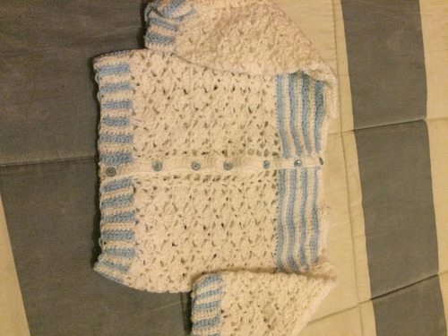 sacos para bebés en lana