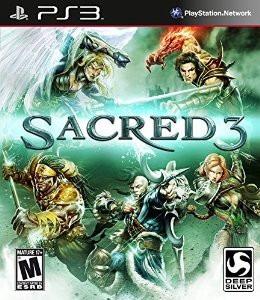 sacred 3 ps3 zaffron
