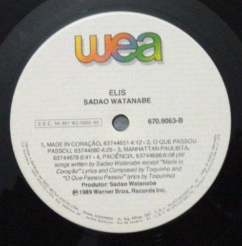 sadao watanabe - elis