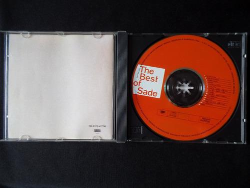 sade - the best of sade - cd
