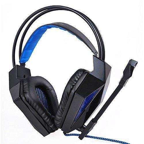 sades sa-710 auriculares para juegos usb profesionales 7.1 s