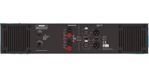 sae audio ex5200 potencia 2250x2/4 clase i toroidal cuotas