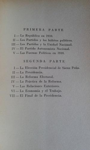 saenz peña. miguel angel carcano. bs as 1963