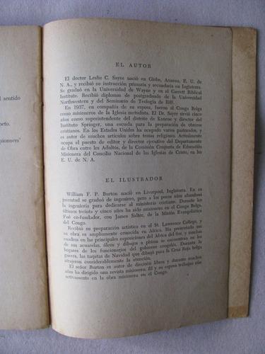 safari africano por leslie c. sayre editado en 1952