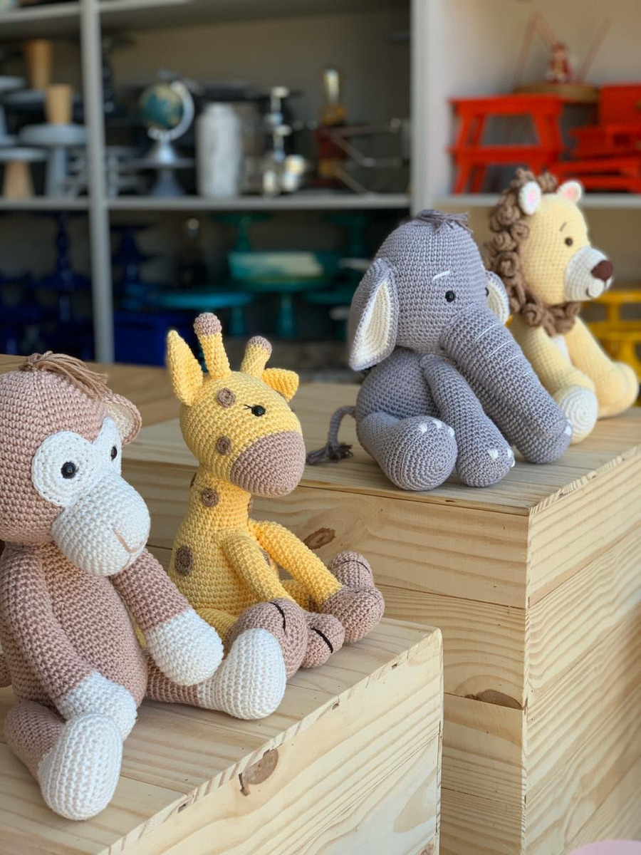 Bichinhos Amigurumi (com imagens) | Bichinhos de croche, Gatos de ... | 1200x900