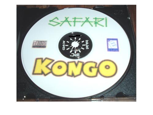 safari kongo juego pc envíos gratis!