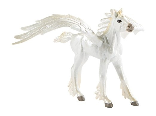 Safari Ltd - Pegasus Bebé - Realista Pintado A Mano De Jugue ...