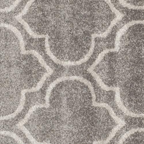 safavieh amherst grey/ luz grey tapete (7' round)