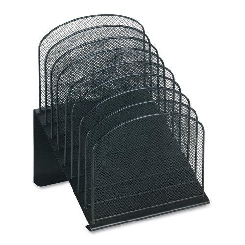 safco products 3258bl organizador de escritorio de malla on
