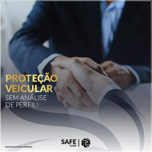 safeclass proteção veicular sem consulta a perfil.