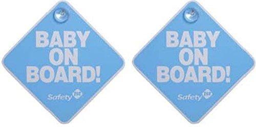 safety 1st bebé a bordo sesión - 2 conde - color azul