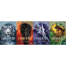 Saga A Maldição Do Tigre - Livros 1, 2, 3 E 4 - Collen Houck
